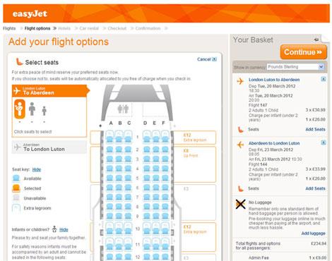 easyjet a320 seating plan - photo #21