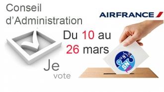 Elections Au Conseil D Administration Du Groupe Af Snpnc