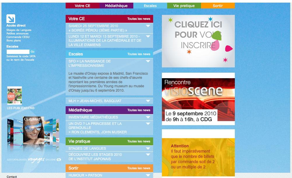 Liens utiles PNC Air France | SNPNC